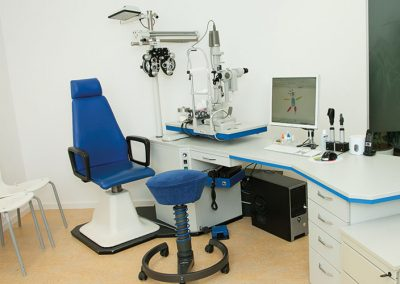Augenpraxis Ottobrunn | Augenarzt Praxis | Website | Unsere Praxis